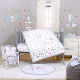 Disney Dumbo Bedding Set 4 Piece