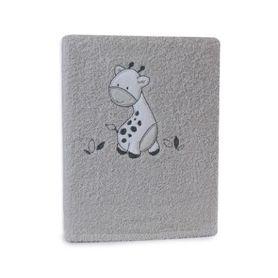 Bubba Blue Playtime Bath Towel Grey