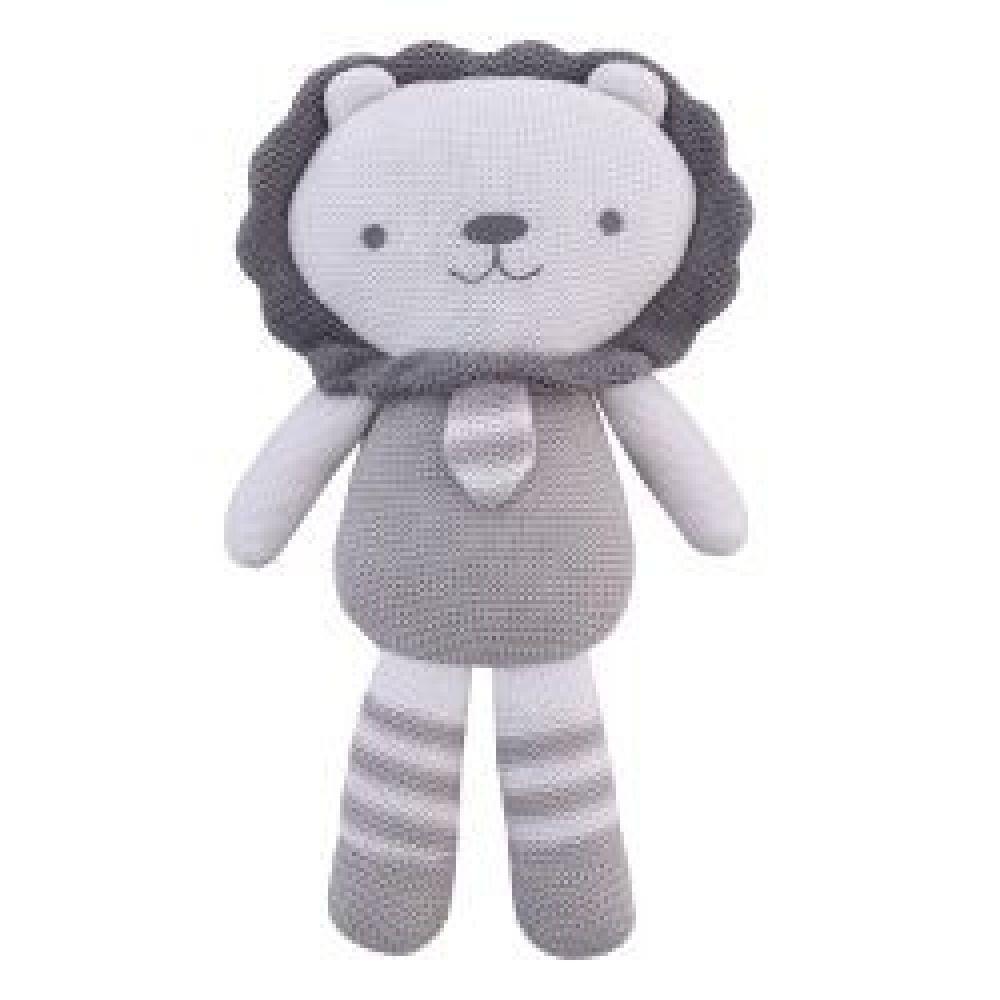 Living Textiles Softie Toy Austin The Lion