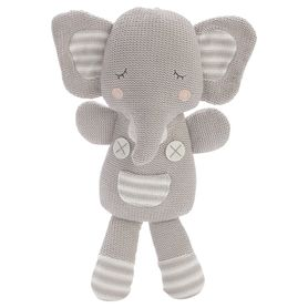 Living Textiles Softie Toy Eli The Elephant
