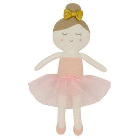 Living Textiles Softie Toy Sophia The Ballerina