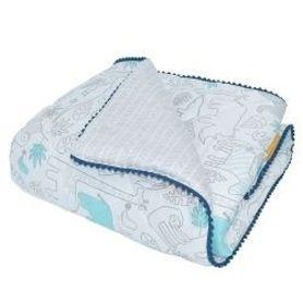 Lolli Living Urban Safari Cot Comforter
