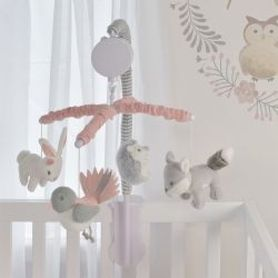 Lolli Living Forest Friends Musical Mobile Set
