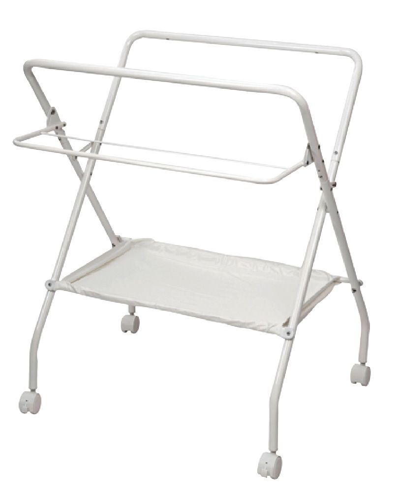 Infa Bath Stand Deluxe White S4 image 0