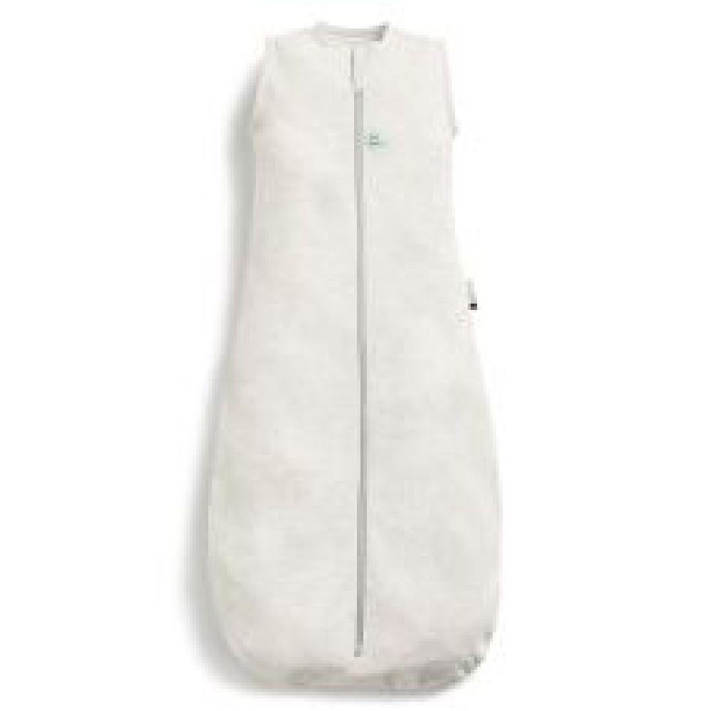 Ergopouch Jersey Sleeping Bag 0.2 Tog Grey Marle 8-24 Months