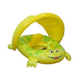 Beach Club Froggy Baby Seat With UV Canopy