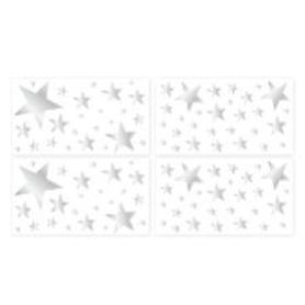 4Baby Wall Decal Stars 4 Pack
