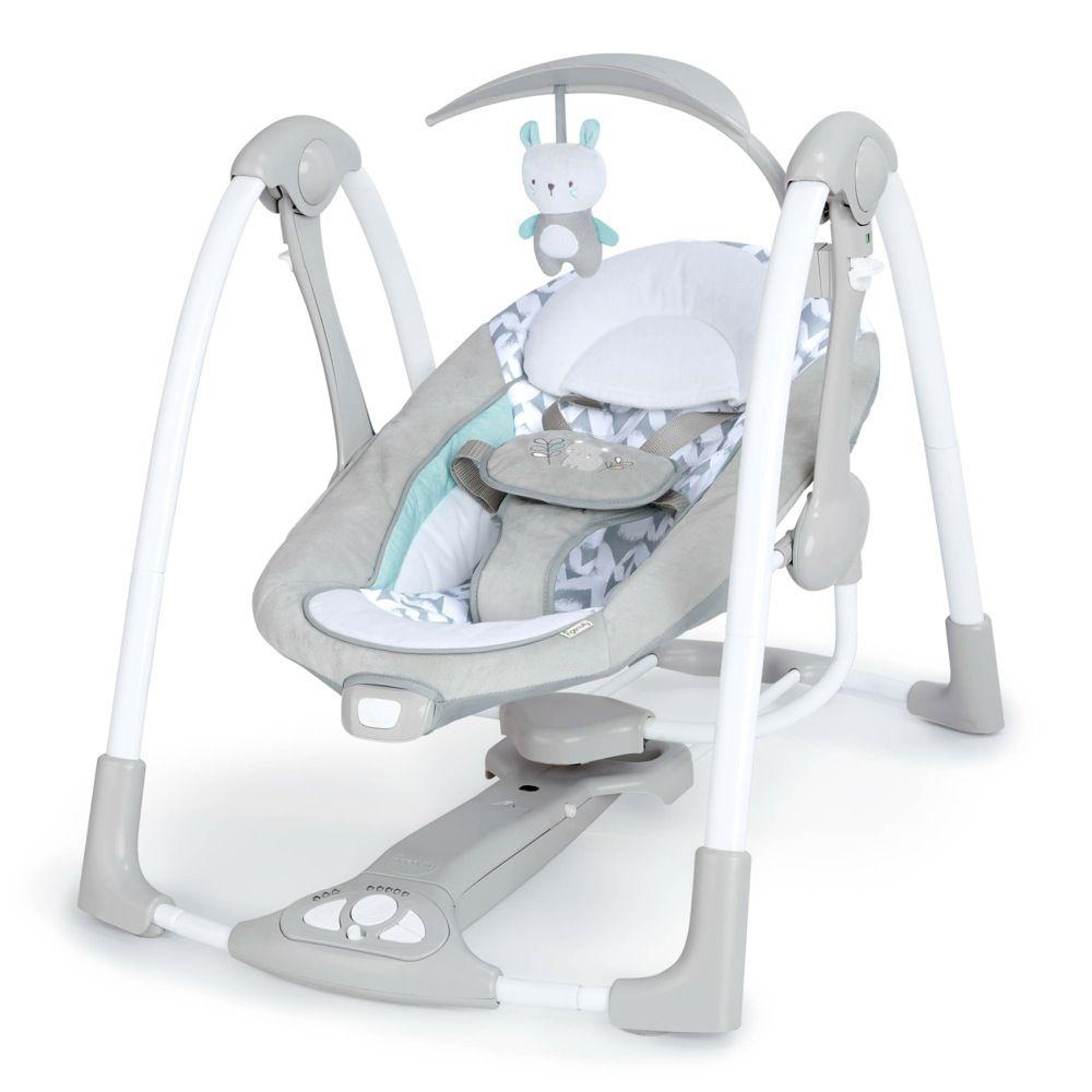 Ingenuity ConvertMe Swing-2-Seat Raylan