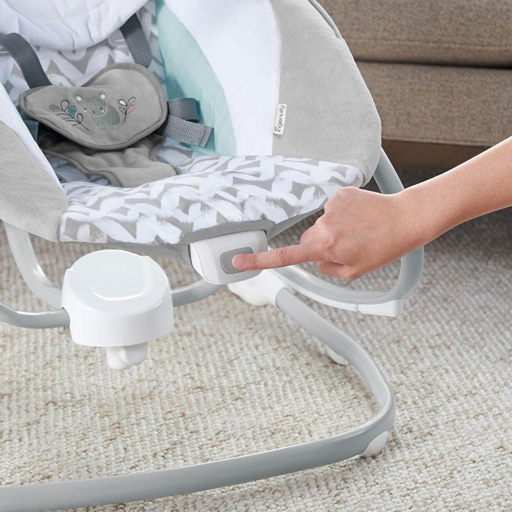 Ingenuity SimpleComfort Cradling Swing & Rocker Raylan image 9