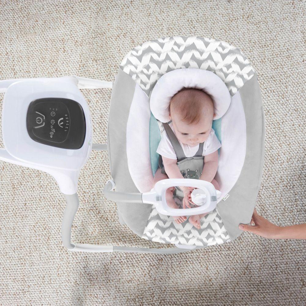 Ingenuity SimpleComfort Cradling Swing & Rocker Raylan image 12