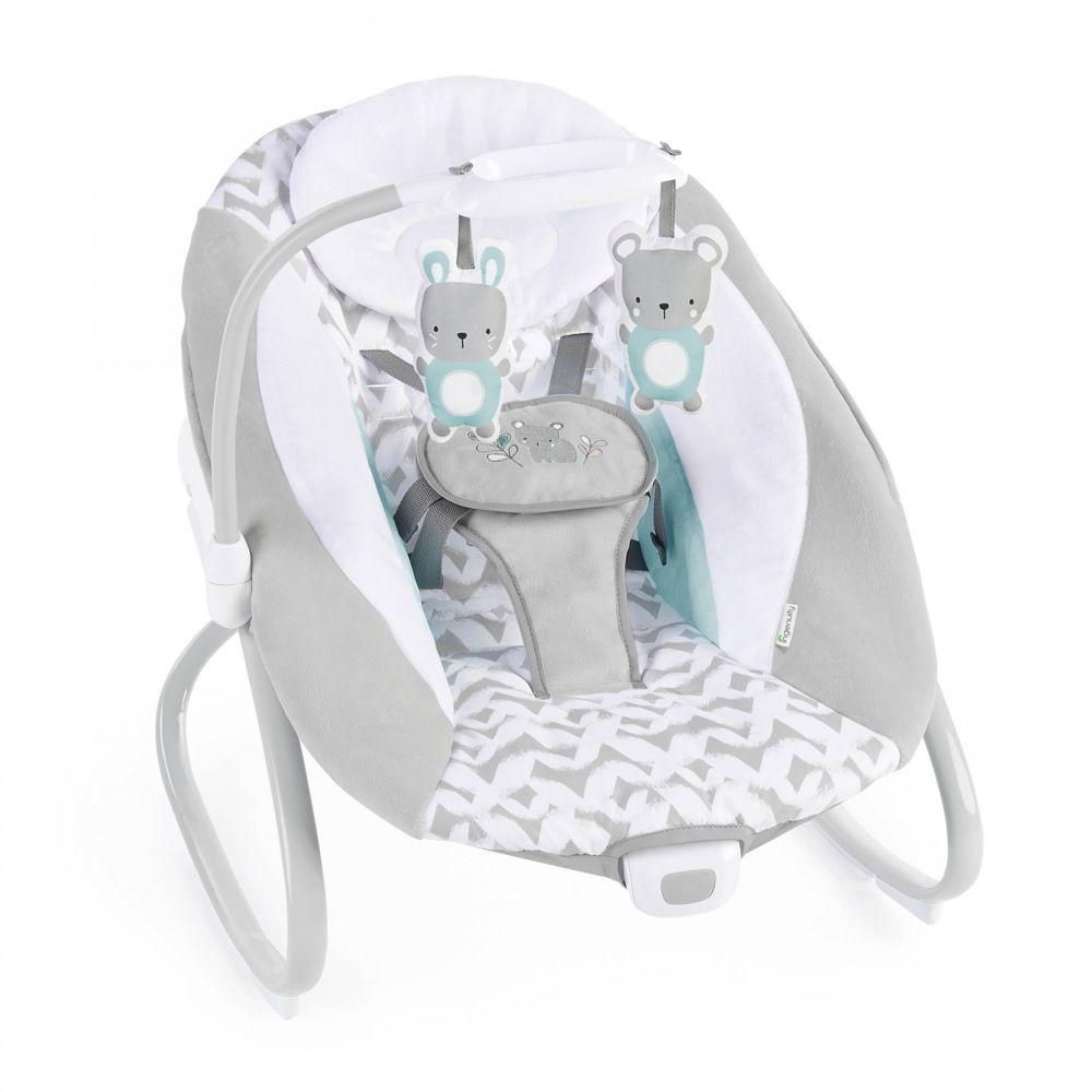 Ingenuity SimpleComfort Cradling Swing & Rocker Raylan image 7