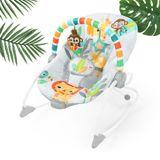 Bright Starts Infant To Toddler Rocker - Safari Blast image 2