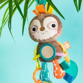 Bright Starts Playful Pals Activity Toy Sloth