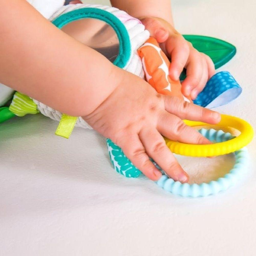 Bright Starts Playful Pals Activity Toy Rhino image 1