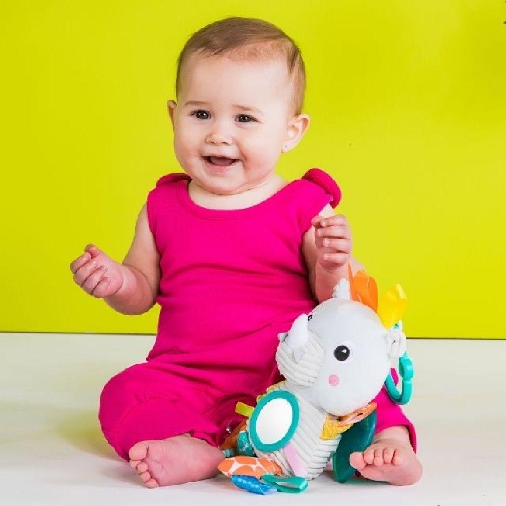 Bright Starts Playful Pals Activity Toy Rhino image 2