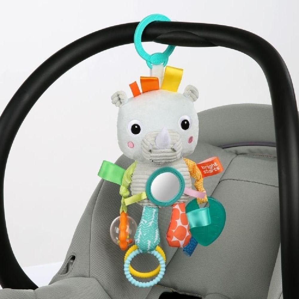 Bright Starts Playful Pals Activity Toy Rhino image 3