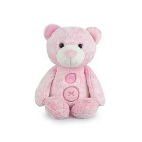 Korimco Patches Teddy Bear 38cm Pink