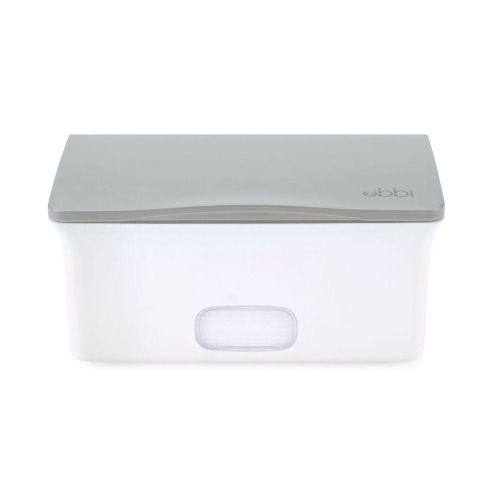 Ubbi Wipes Dispenser - Grey