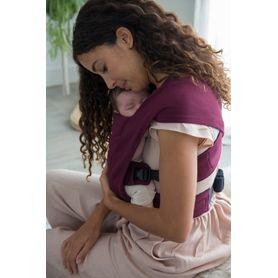 Ergobaby Embrace Cozy Newborn Carrier Burgundy