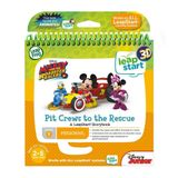 Leap Frog Leapstart 3D Mickey & The Roadster Racers Pit Crews To The Rescue image 2