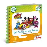 Leap Frog Leapstart 3D Mickey & The Roadster Racers Pit Crews To The Rescue image 3