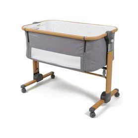 By My Bedside Foldable Bedside Sleeper - Ash Grey
