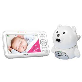 Vtech Video & Audio Baby Monitor BM5100-Bear