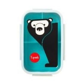 3Sprouts Bento Lunch Box - Bear