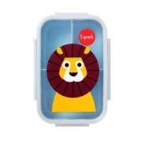 3Sprouts Bento Lunch Box - Lion