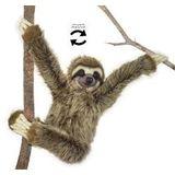 National Geographic Giant Plush Sloth 80cm image 0