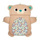 Bright Starts Tummy Time Prop & Play Bear image 0
