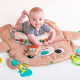 Bright Starts Tummy Time Prop & Play Bear image 6