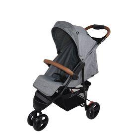 Childcare Jax V2 3 Wheel Stroller Charcoal