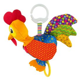 Lamaze Clip & Go Barnyard Bob The Rooster