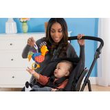 Lamaze Clip & Go Barnyard Bob The Rooster image 1