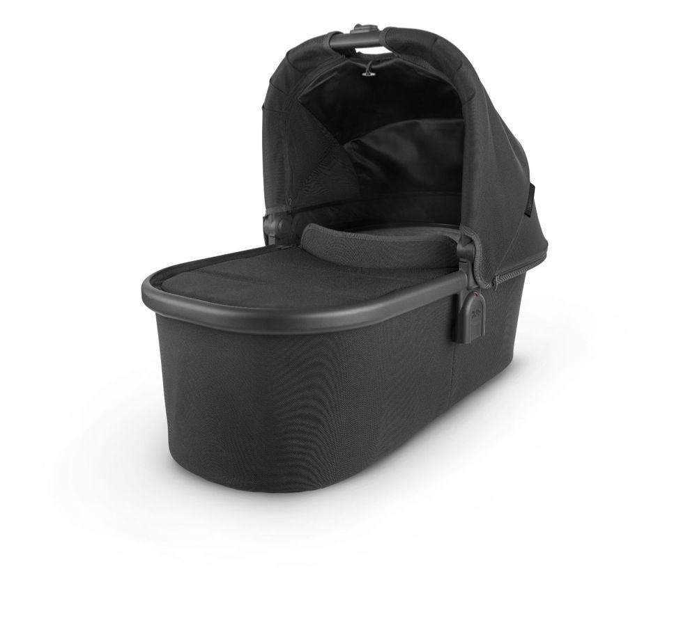 Uppababy V2 Carrycot Black / Carbon (Jake)