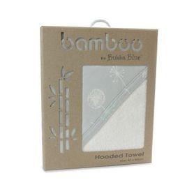Bubba Blue Mint Meadow Hooded Towel
