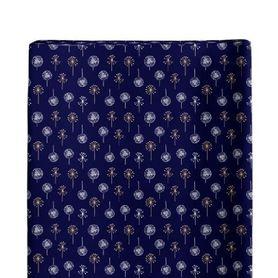 Bubba Blue Night Sky Jersey Waterproof Change Pad Cover