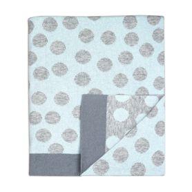 Weegoamigo Hola Knit Blanket Super Spot