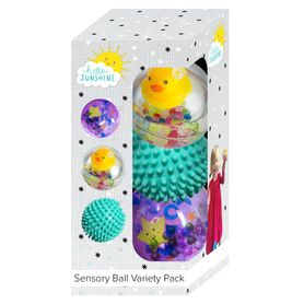 Hello Sunshine Sensory Balls - 3 Pack