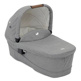 Joie Ramble Carry Cot XL - Grey Flannel