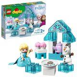 LEGO® DUPLO® Elsa and Olaf's Tea Party image 0