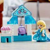 LEGO® DUPLO® Elsa and Olaf's Tea Party image 3