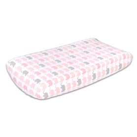 The Peanut Shell Sweet Peanut Bassinet Fitted Sheet 2 Pack
