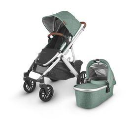 Uppababy Vista V2 Stroller Green Melange Emmett