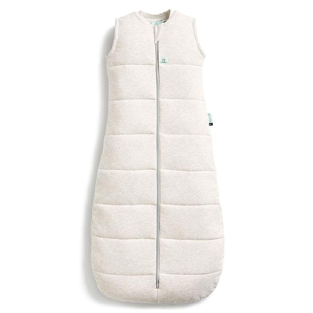 Ergopouch Jersey Sleeping Bag 2.5 Tog Grey Marle 8-24 Months