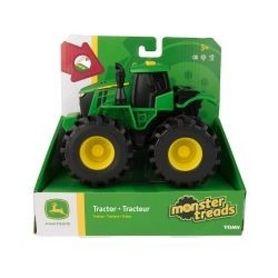 John Deere 15cm Monster Treads Lights N Sounds - Assorted