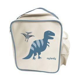 My Family Easy Clean Bento Cooler Bag - T-Rex