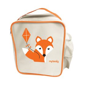 My Family Easy Clean Bento Cooler Bag - Foxy
