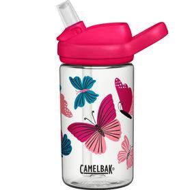 Camelbak Eddy+ Kids Bottle 400ML - Colorblock Butterflies